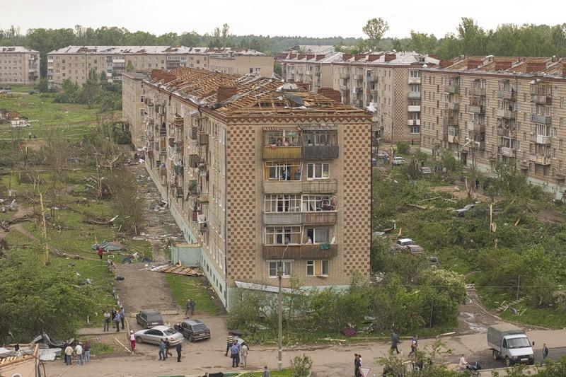 Tornado in Russia 2