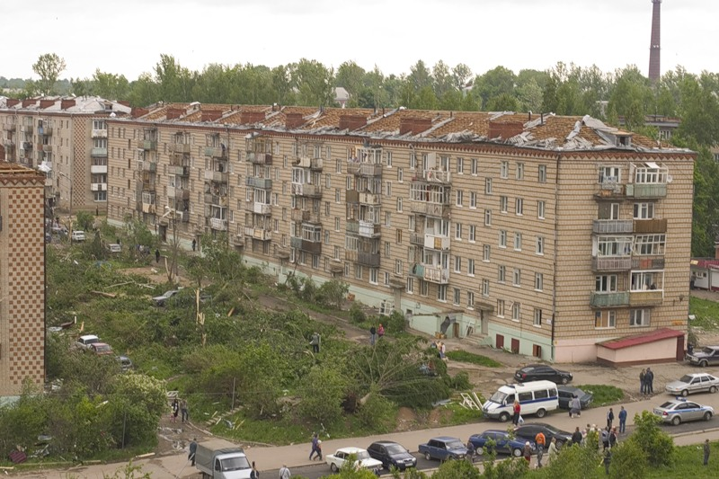 Tornado in Russia 3