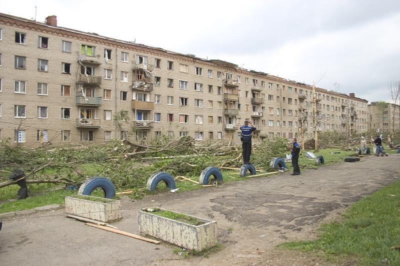 Tornado in Russia 10
