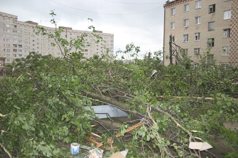 Tornado in Russia 15
