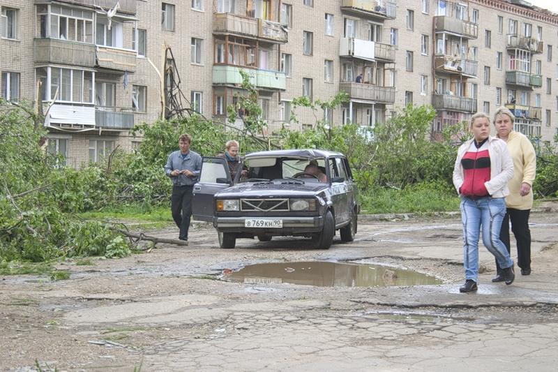 Tornado in Russia 18