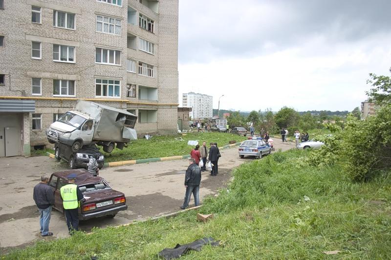 Tornado in Russia 19