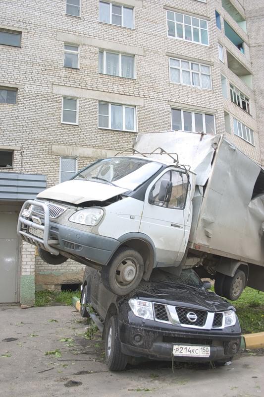 Tornado in Russia 20
