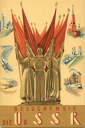 more of Soviet promotional posters 10