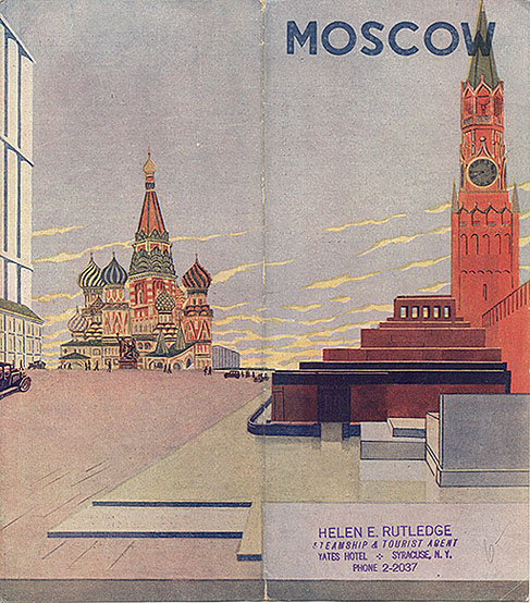 more of Soviet promotional posters 29
