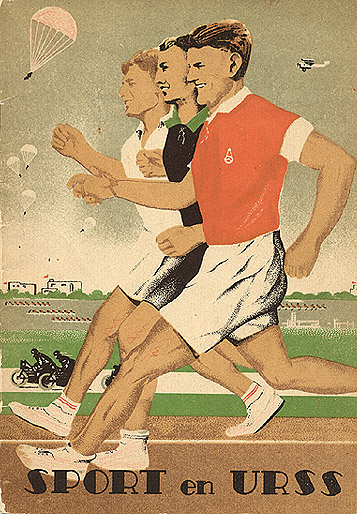 more of Soviet promotional posters 58