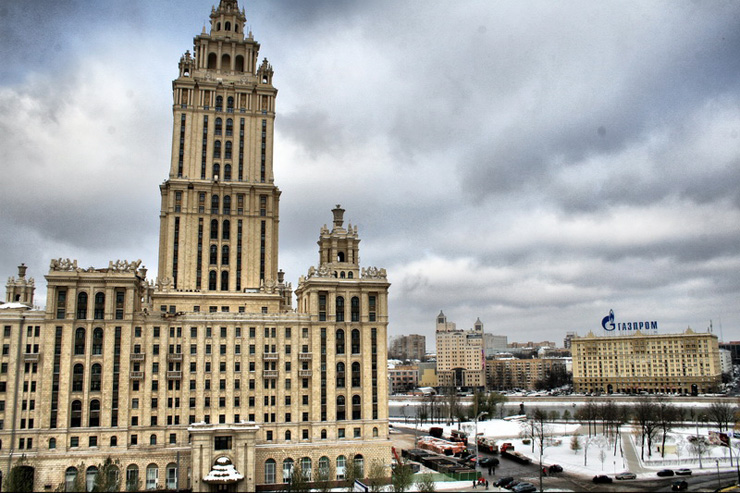 tower collapse in Moscow, Russia 6