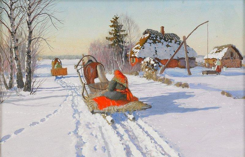Traditional _Russian_Transport 10