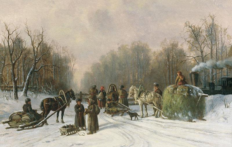 Traditional _Russian_Transport 12