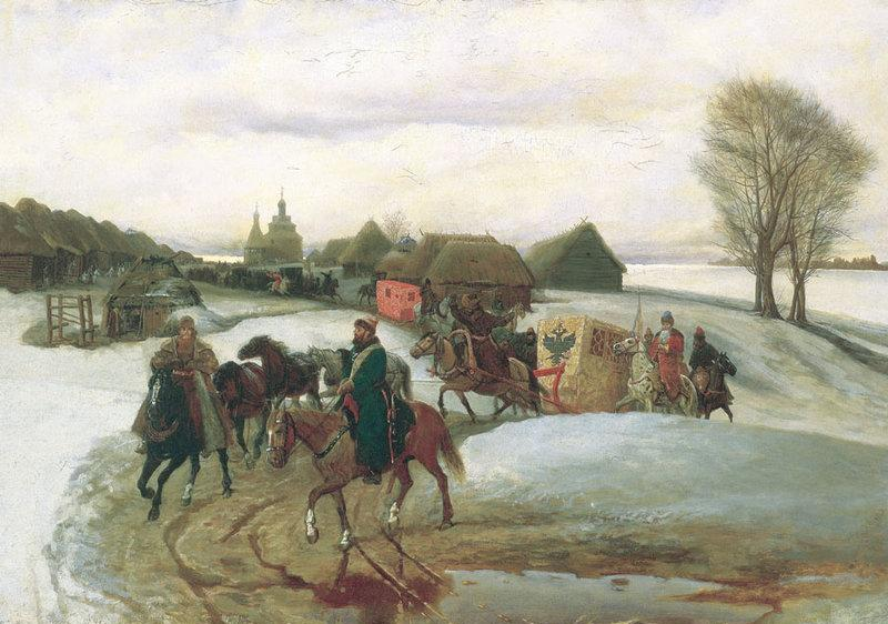Traditional _Russian_Transport 14