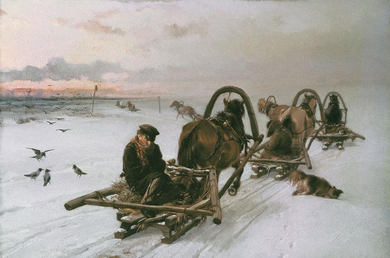 Traditional _Russian_Transport 17