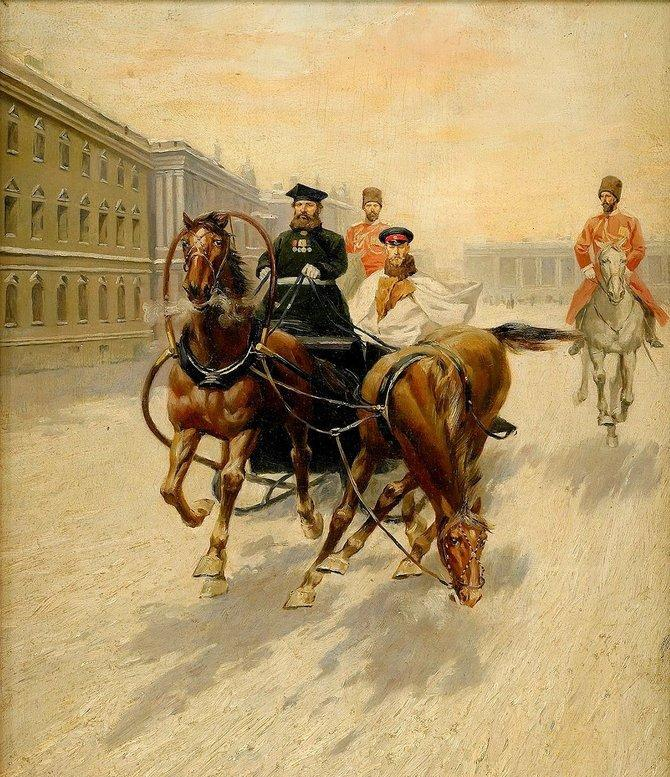 Traditional _Russian_Transport 2