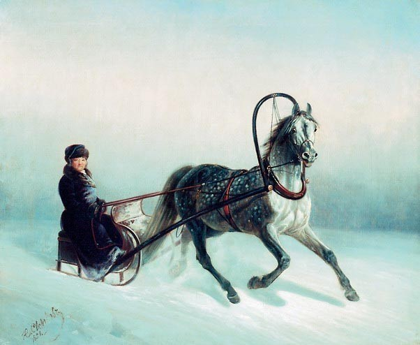 Traditional _Russian_Transport 22