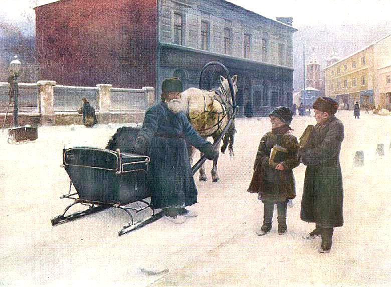 Traditional _Russian_Transport 3
