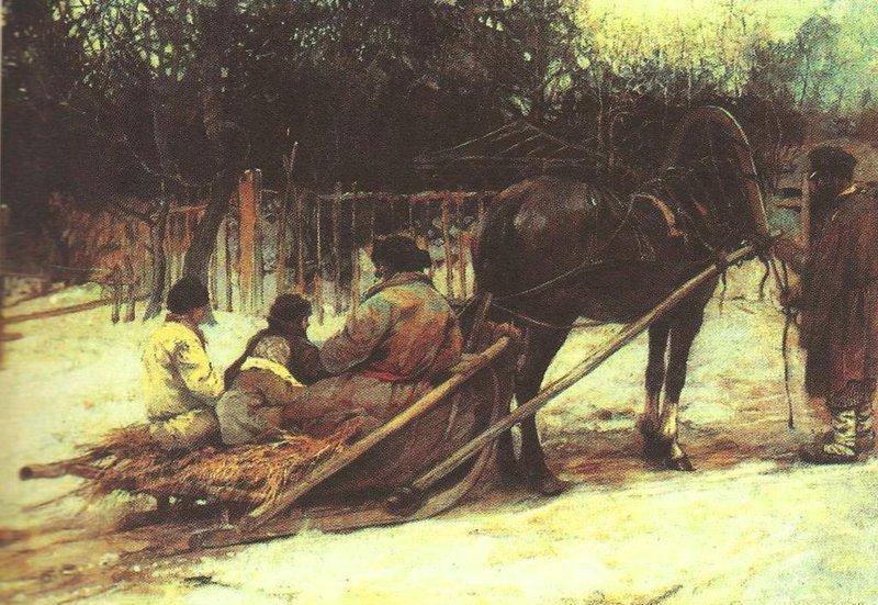 Traditional _Russian_Transport 4