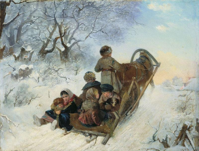 Traditional _Russian_Transport 7