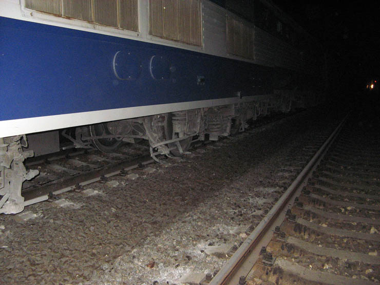 train wrecked in Russia 1