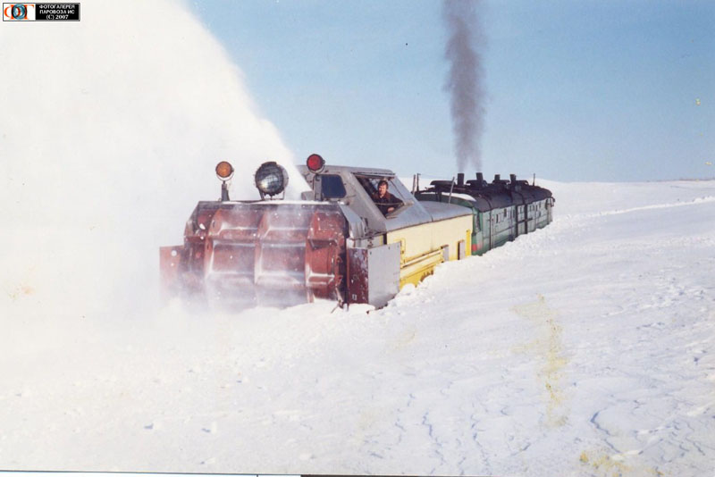 Russian trains 1