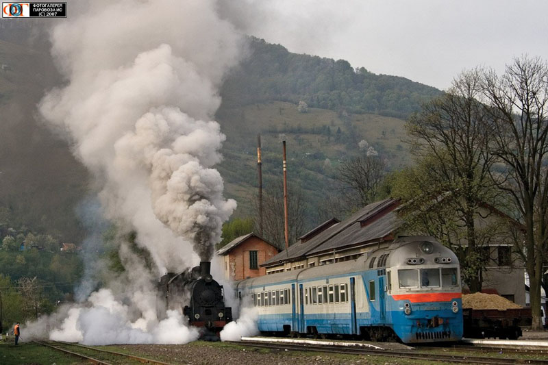 Russian trains 10