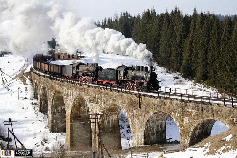 Russian trains 11