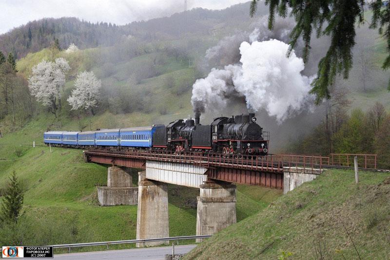 Russian trains 12