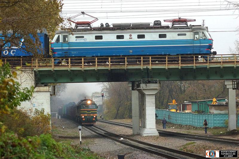 Russian trains 15
