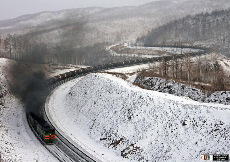 Russian trains 16