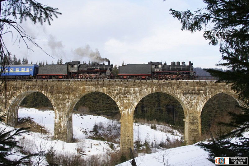 Russian trains 19