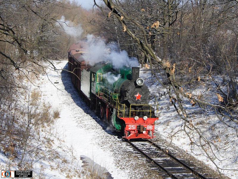Russian trains 20