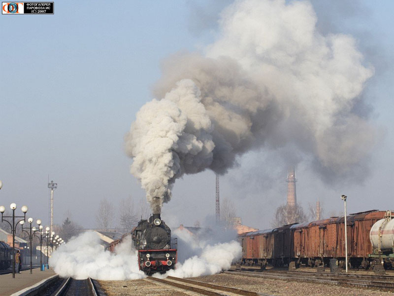 Russian trains 21