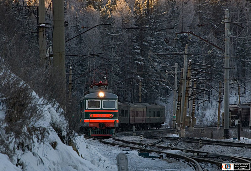 Russian trains 25