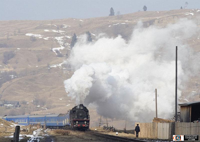 Russian trains 27