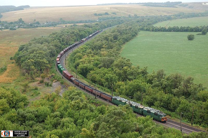 Russian trains 30