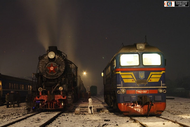 Russian trains 35