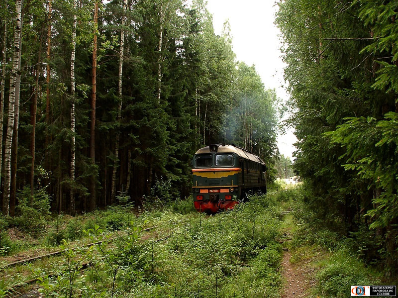 Russian trains 37