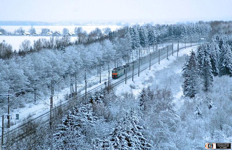 Russian trains 39