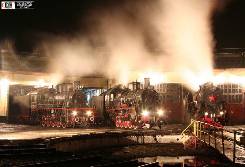 Russian trains 4