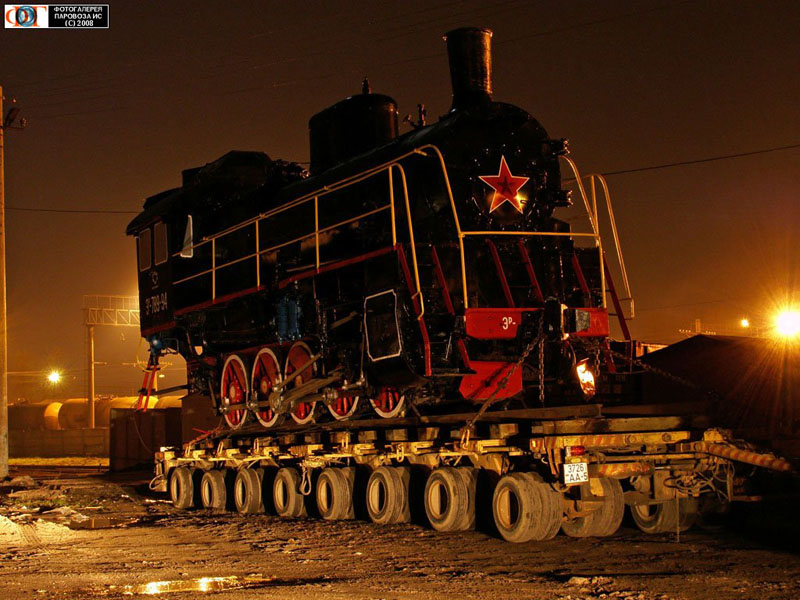 Russian trains 40