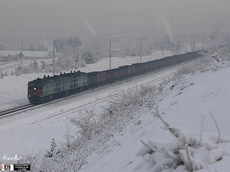 Russian trains 48