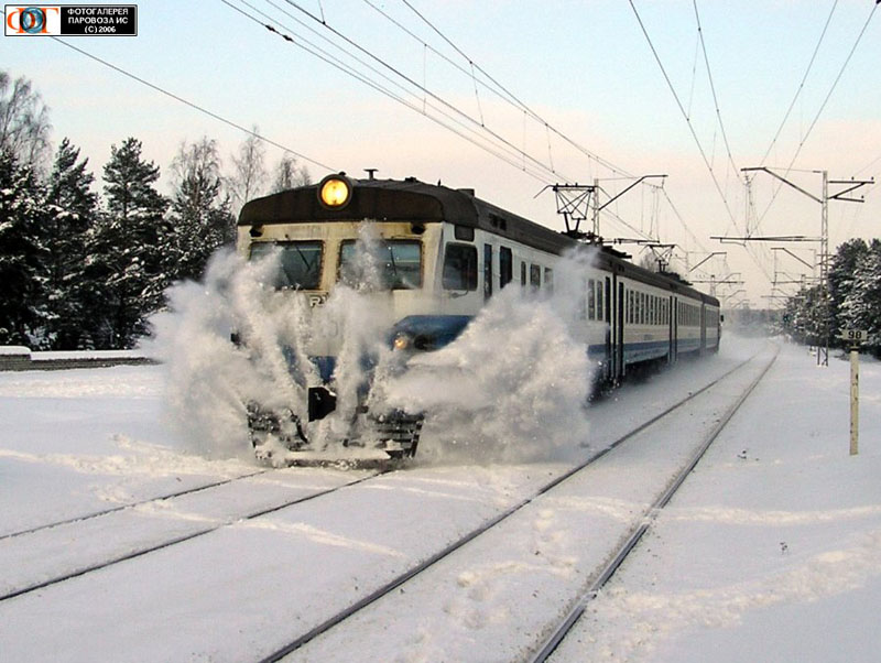 Russian trains 56