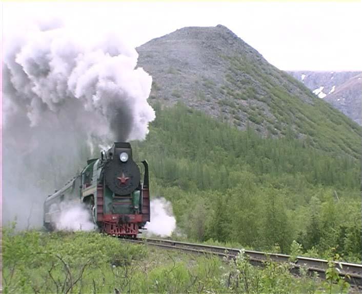 Russian trains 58