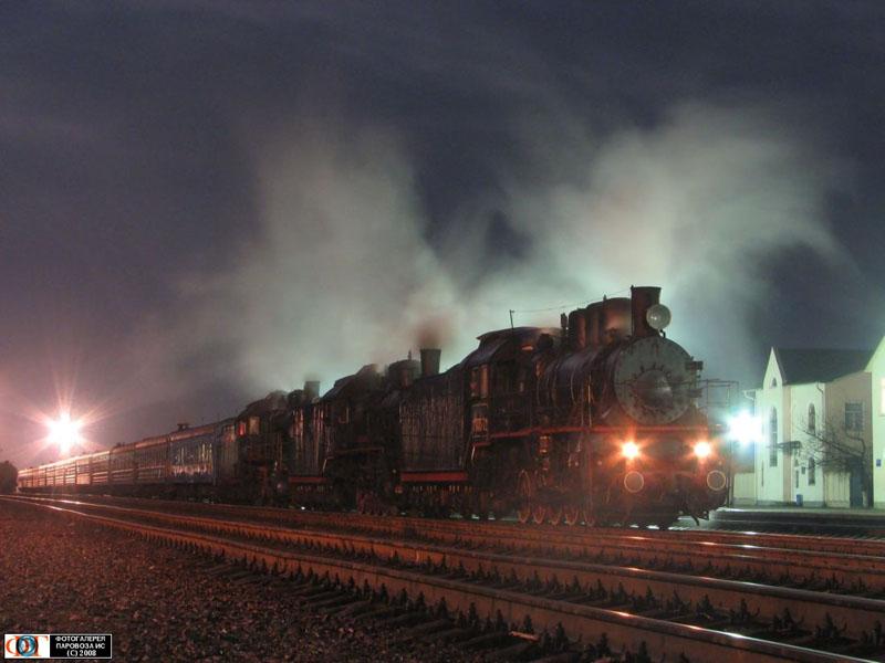Russian trains 7