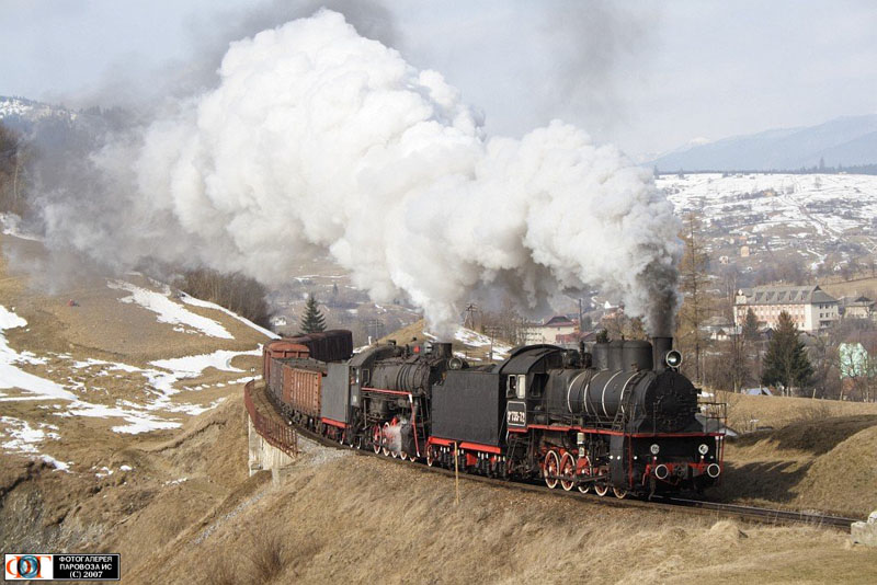 Russian  trains 8
