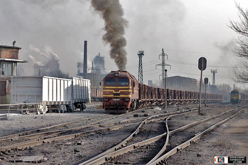Russian trains 9