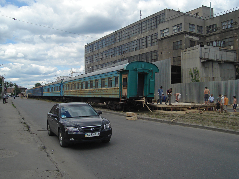 Trains in Russia 13