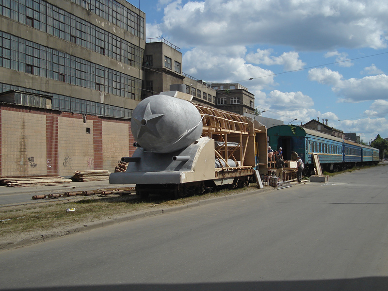 Trains in Russia 14