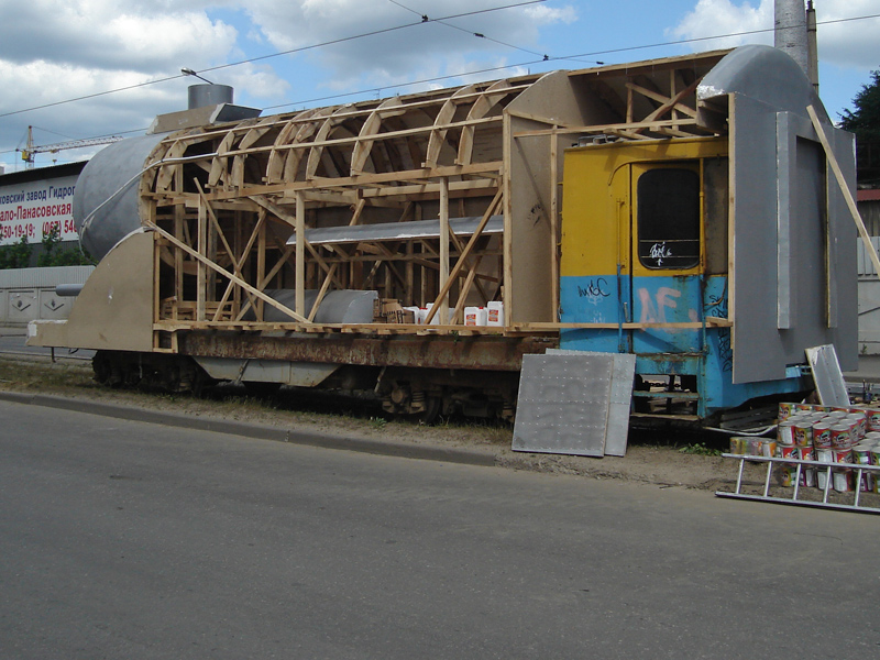 Trains in Russia 15
