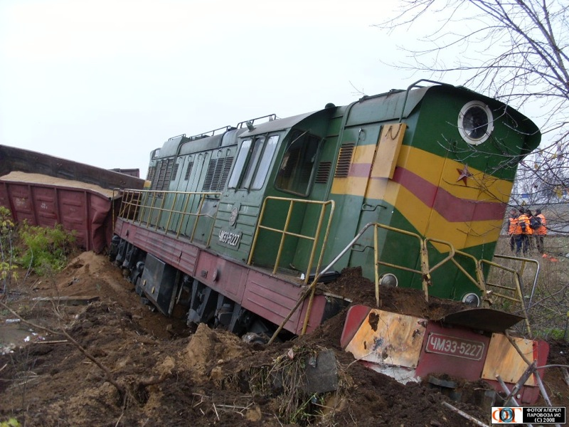 Russian trains crash 12