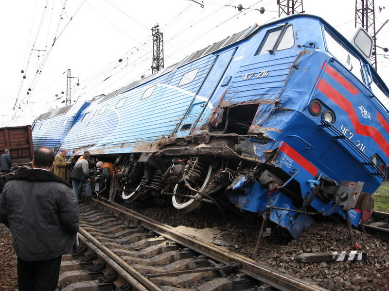 Russian trains crash 15