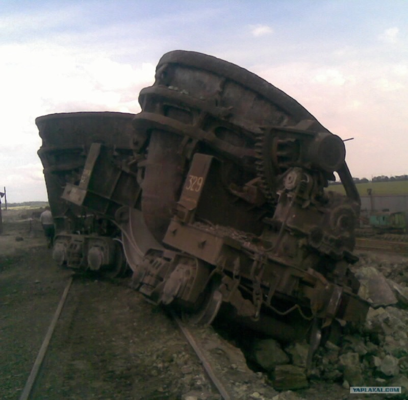 Russian trains crash 18